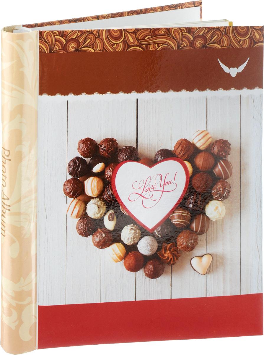 Фотоальбом Pioneer Chocolate Love, 10 магнитных листов, 23 х 28 см46249 LM-SA10Альбом для фотографий формата 23х28 см. Тип обложки: Ламинированный картон. Тип листов: магнитные. Тип переплета: спираль. Кол-во листов: 10. Материалы, использованные в изготовлении альбома, обеспечивают высокое качество хранения ваших фотографий, поэтому фотографии не желтеют со временем