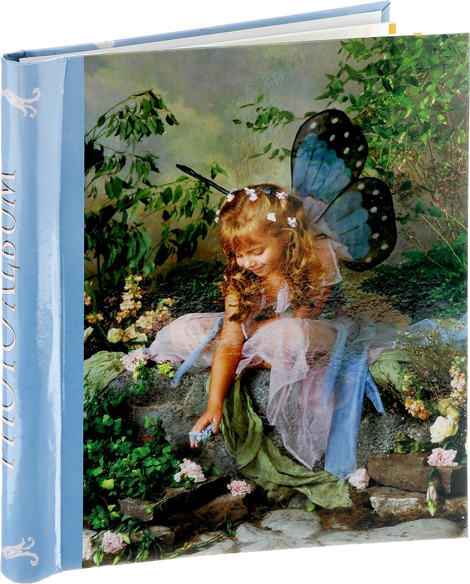 Фотоальбом Pioneer Liza Jane-Fairy, 10 магнитных листов, цвет: голубой, зеленый, 23 х 28 см46379 LM-SA10Фотоальбом Pioneer Liza Jane-Fairy поможет красиво оформить ваши самые интересные фотографии. Обложка, выполненная из толстого ламинированного картона, оформлена цветочным принтом. Внутри содержится блок из 10 белых магнитных листов. Тип переплета - спираль. Нам всегда так приятно вспоминать о самых счастливых моментах жизни, запечатленных на фотографиях. Поэтому фотоальбом является универсальным подарком к любому празднику. Количество листов: 10.
