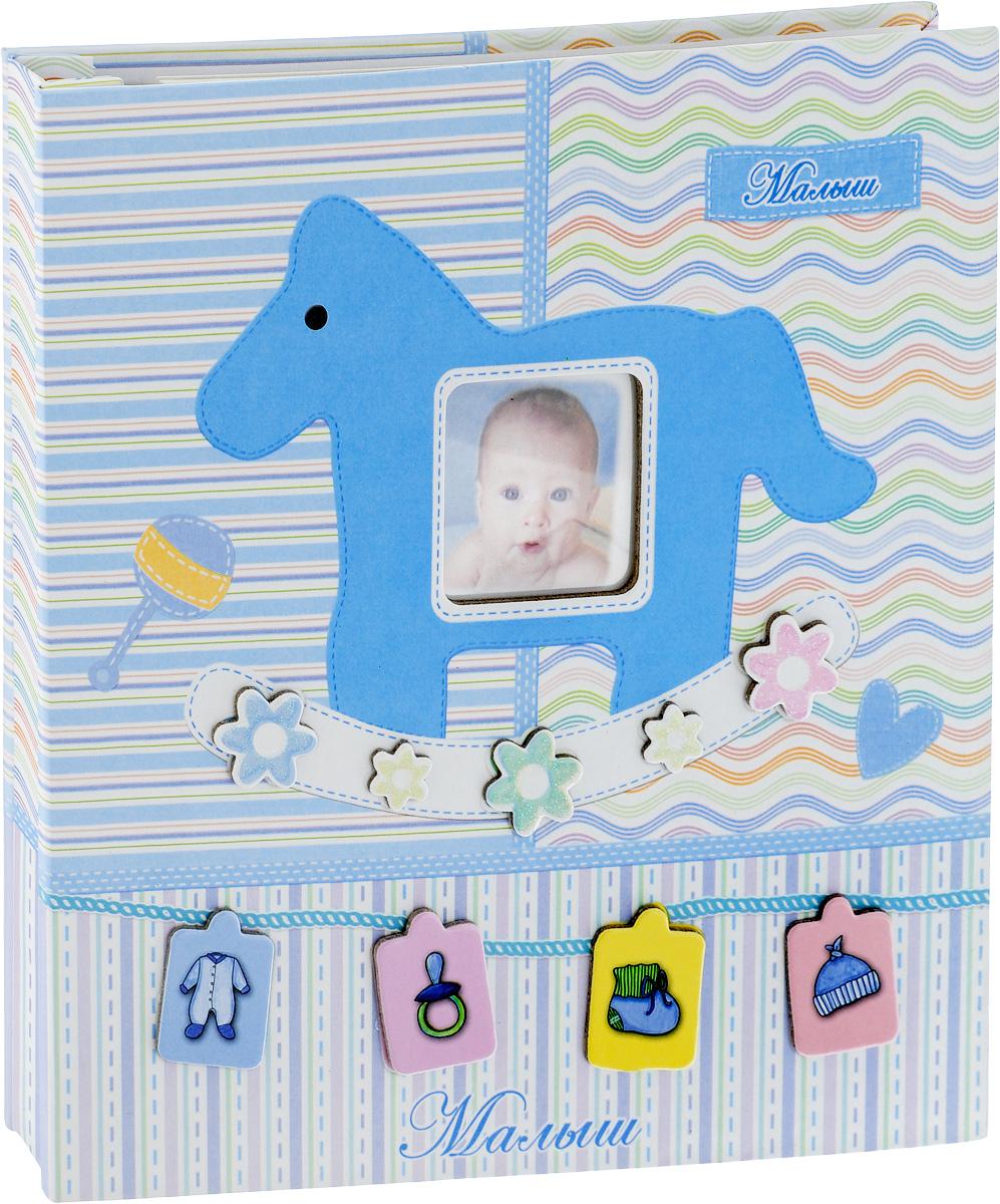 Фотокнига Pioneer Our Baby 1, 24 магнитные страницы, цвет: голубой, 26 x 28 см46407 FAФотокнига Pioneer Our Baby 3 позволит вам запечатлеть моменты жизни вашего ребенка. Изделие выполнено из картона и плотной бумаги, может быть использовано для создания памятного альбома в технике скрапбукинг. В книге находится 8 страниц-анкет для заполнения, 24 магнитные страницы и рамка для фото. Тип скрепления: спираль. Формат фотографий: 26 х 28 см. Материал страниц: бумага. Тип страниц: магнитный.