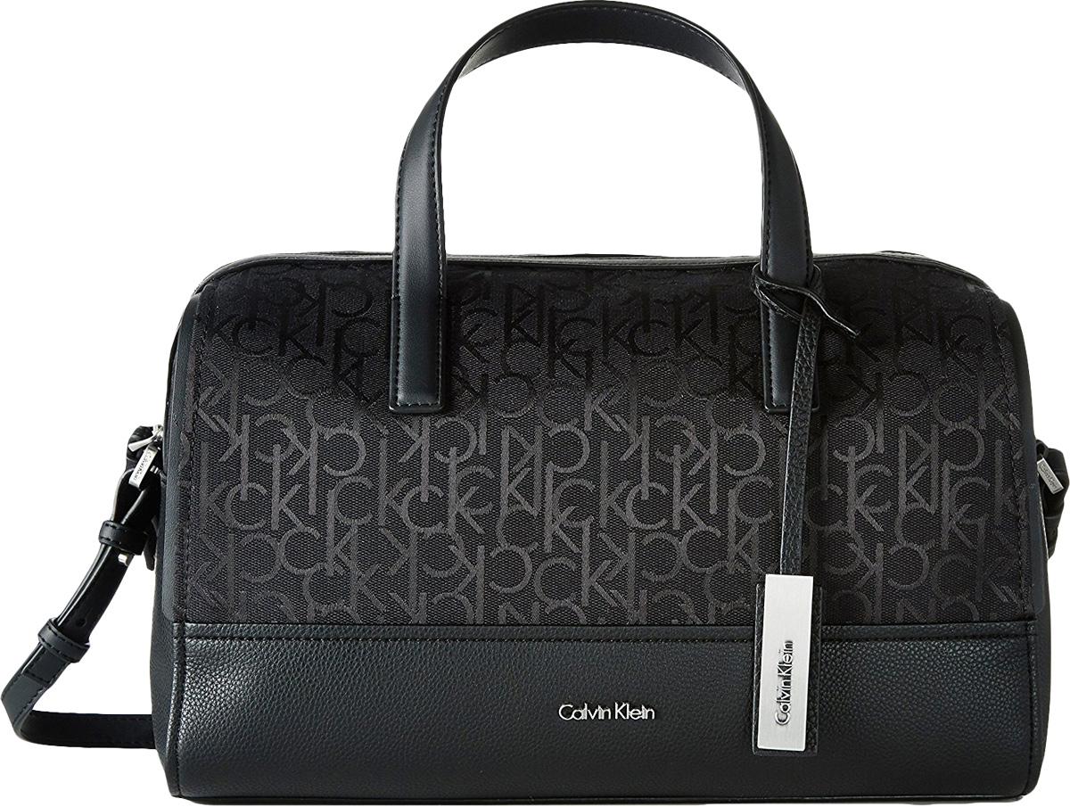 Сумка женская Calvin Klein Jeans, цвет: черный. K60K602528_0010K60K602528_0010
