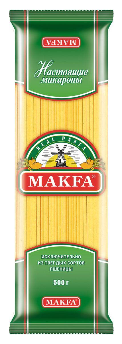Makfa лапша длинная, 500 г211-5
