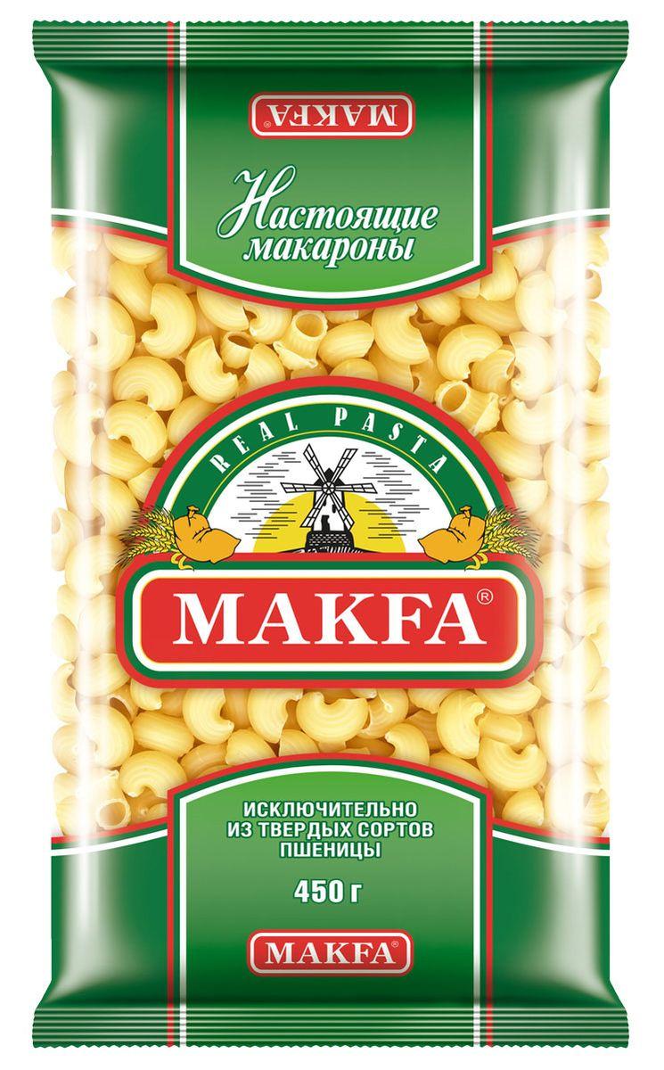 Makfa улитки, 450 г