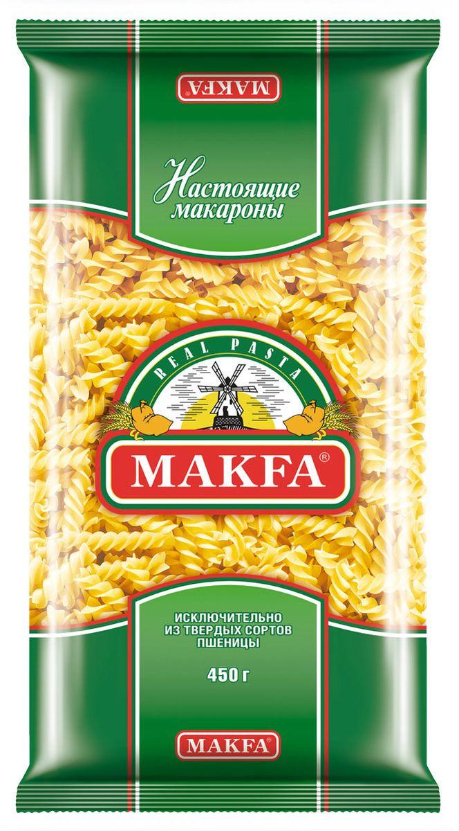Makfa спирали, 450 г