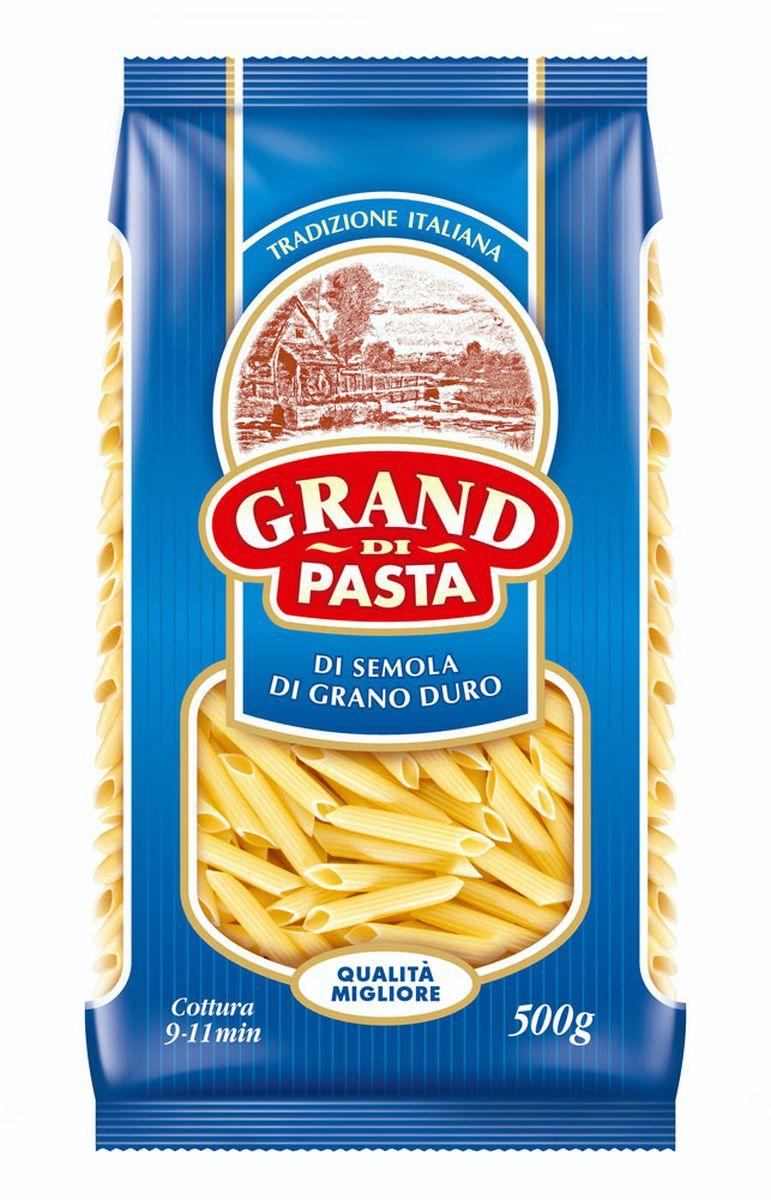 Grand Di Pasta перья пенне, 500 г