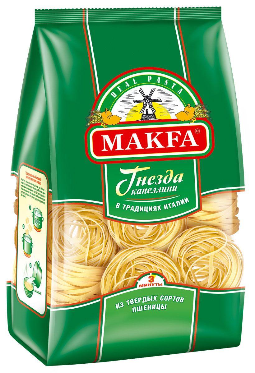 Makfa гнезда тальятелле, 3450 г