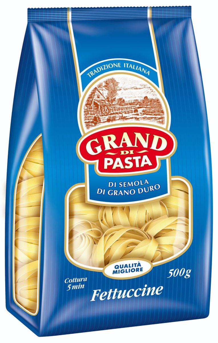Grand Di Pasta гнезда феттучине, 500 г1008-5