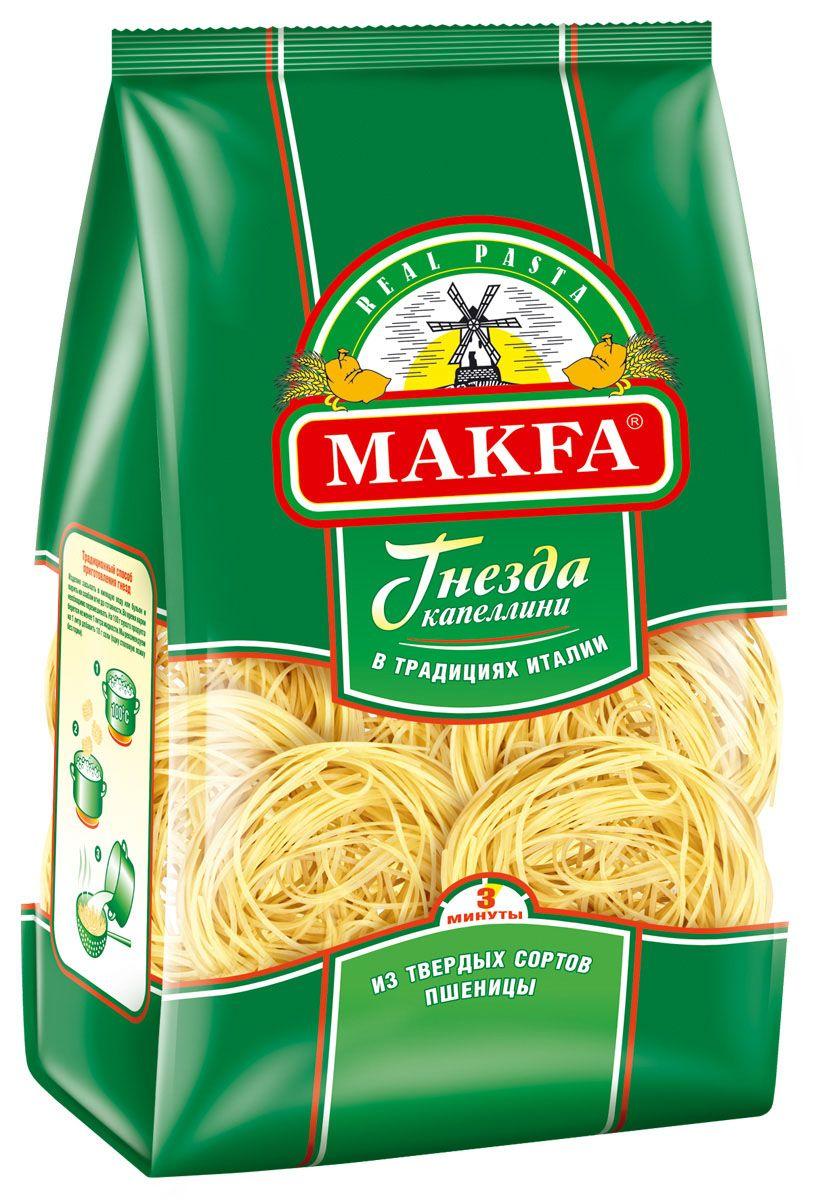 Makfa гнезда капеллини, 450 г