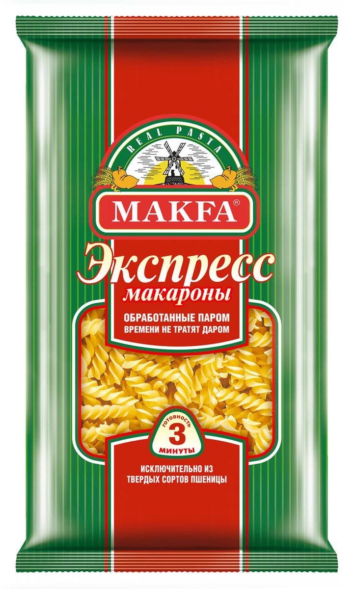 Makfa спиральки экспресс, 400 г