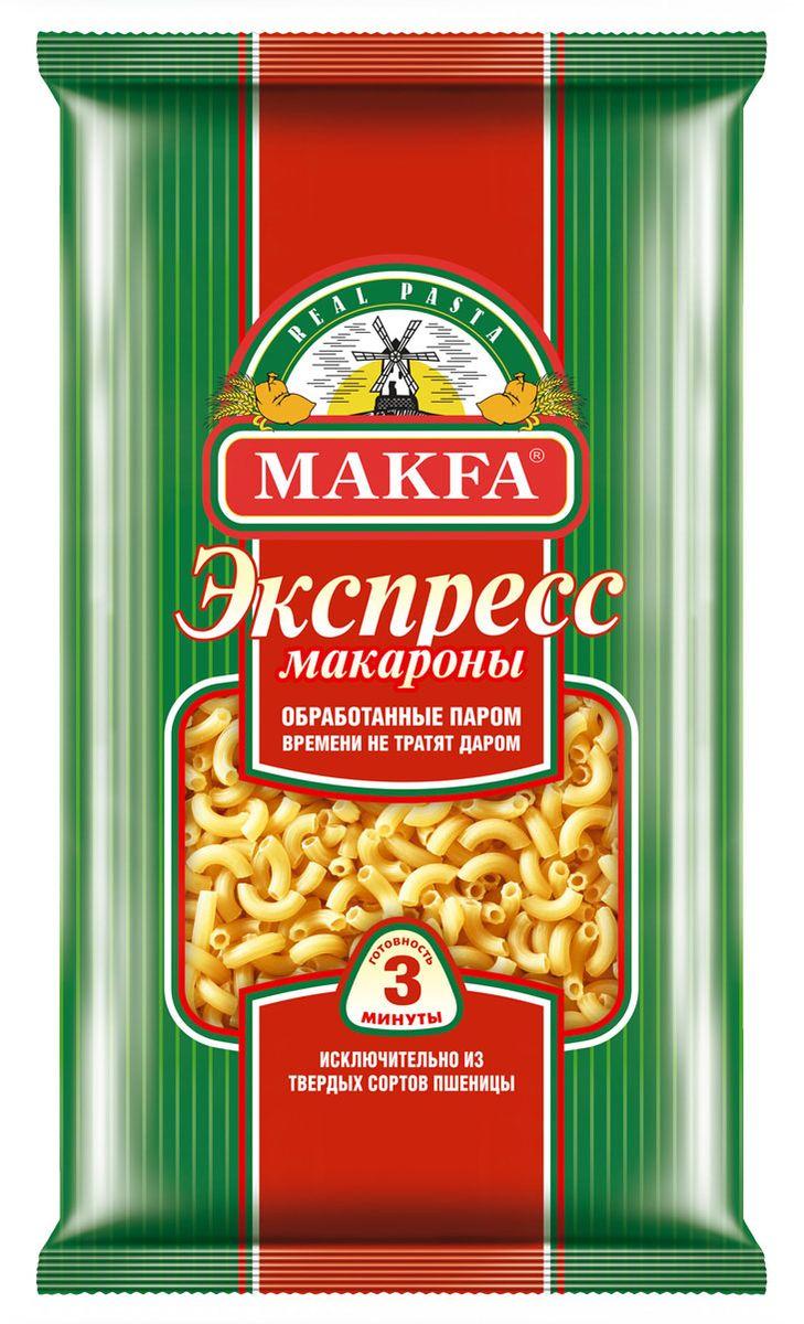 Makfa рожки экспресс, 400 г303-3