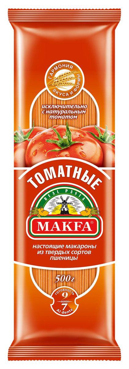 Makfa Томатная вермишель длинная, 500 г511-5