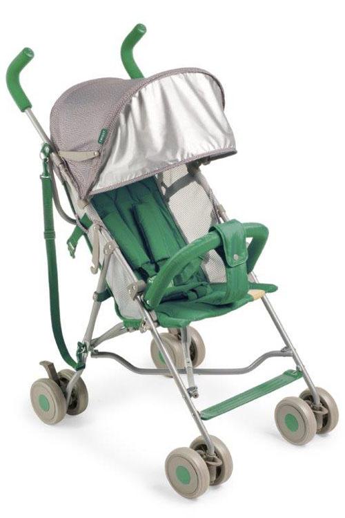 Happy Baby Коляска-трость Twiggy Green