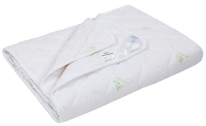 Наматрасник Ecotex Бамбук, наполнитель: бамбуковое волокно, цвет: белый, 160 х 200 смНБ16- экологически чистый природный материал; - высокие антибактериальные свойства; - не вызывает раздражения; - ощущение свежести: регулирует влажность и теплообмен; - долговечность: сохраняет свои первоначальные свойства и форму после многократной эксплуатации.