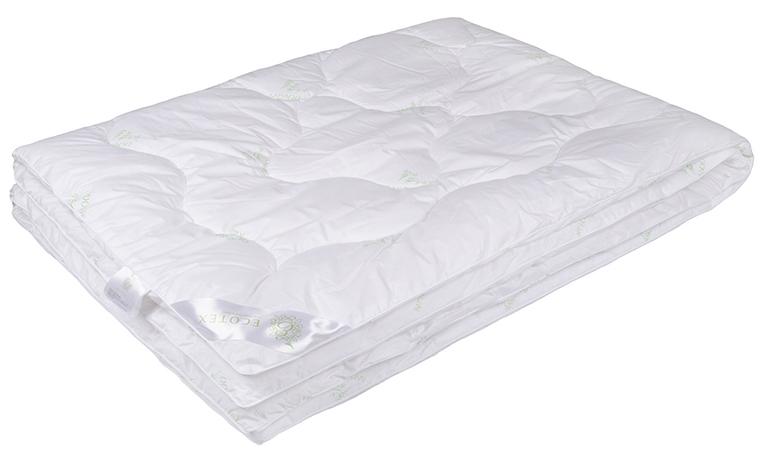 Одеяло Ecotex Бамбук-Премиум, наполнитель: бамбуковое волокно, цвет: белый, 172 х 205 смОБП2- экологически чистый природный материал; - не вызывает раздражения; - ощущение свежести: регулирует влажность и теплообмен; - долговечность: сохраняет свои первоначальные свойства и форму после многократной эксплуатации.