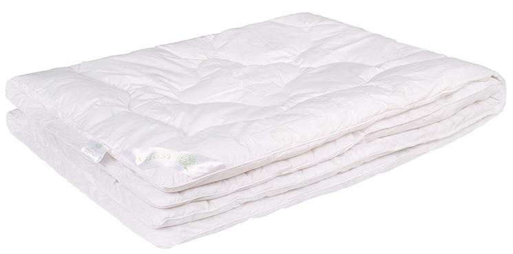 Одеяло Ecotex Морские водоросли, наполнитель: синтепух, цвет: белый, 140 х 205 смОМВ1- здоровый сон: создает комфортные условия для сна; - благоприятное воздействие на кожу; - экологичность; - воздухопроницаемость: позволяет коже дышать, насыщая организм кислородом; - долговечность.
