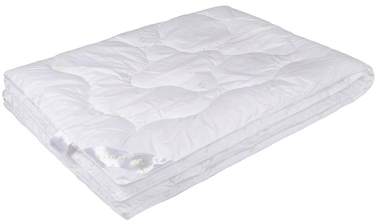 Одеяло Ecotex Бамбук-Премиум, облегченное, наполнитель: бамбуковое волокно, цвет: белый, 200 х 220 смООБЕ- экологически чистый природный материал; - не вызывает раздражения; - ощущение свежести: регулирует влажность и теплообмен; - долговечность: сохраняет свои первоначальные свойства и форму после многократной эксплуатации.