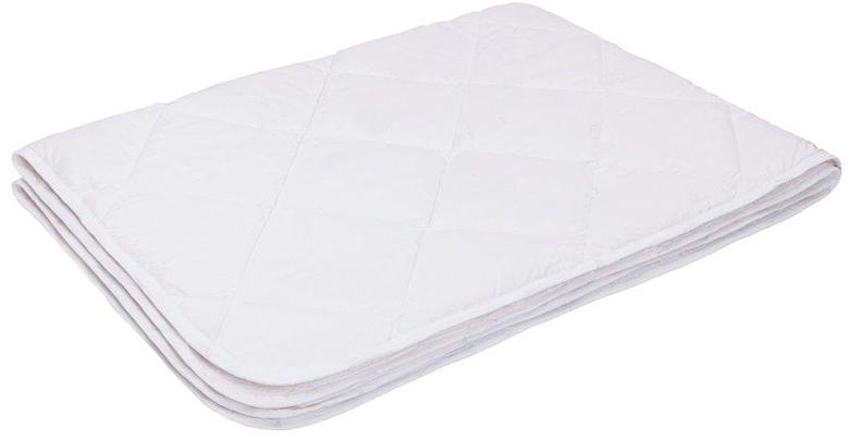 Одеяло Ecotex Файбер-Комфорт, облегченное, наполнитель: синтепух, цвет: белый, 200 х 220 смООФКЕ- экологичность; - гигиеничность: не впитывает запахи и пыль; - теплоизоляция и воздухопроницаемость; - долговечность: в течение долгого времени сохраняет объем и упругость; - легкость в уходе: легко стирается, быстро сохнет.