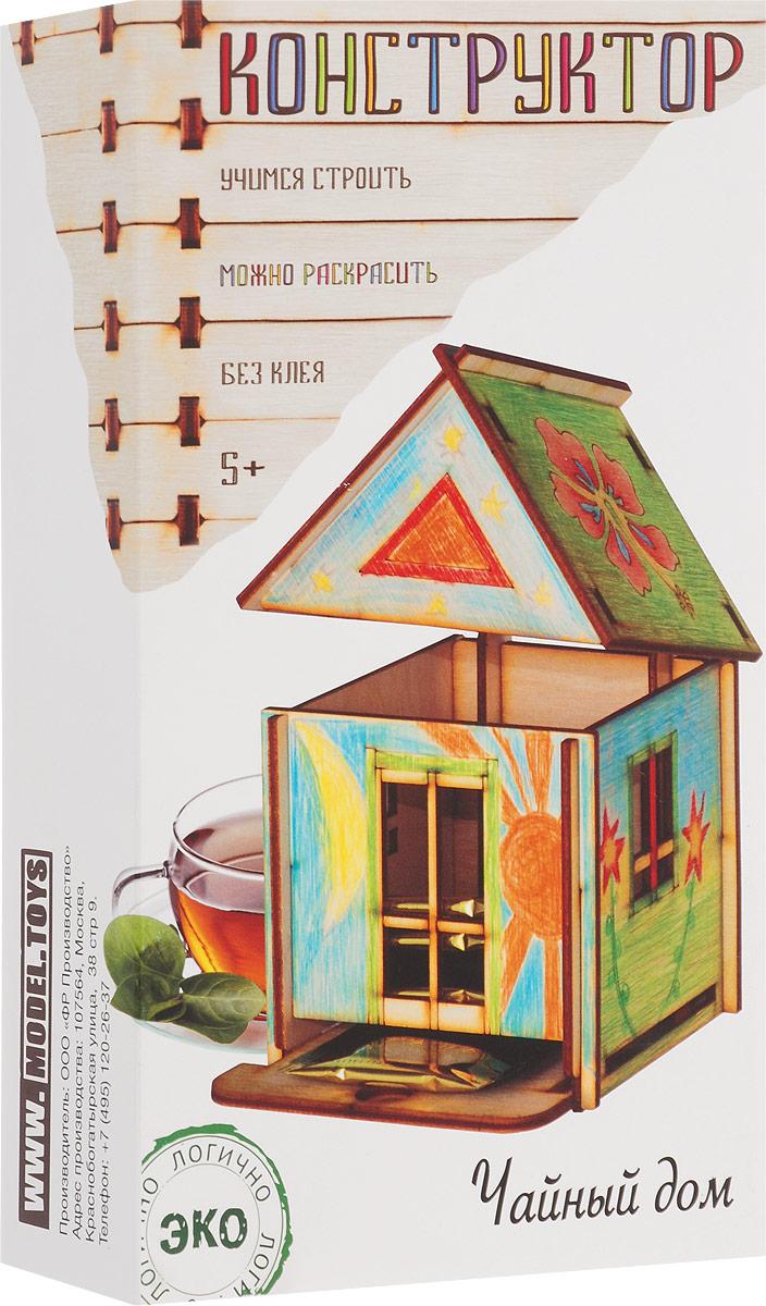 Model Toys Конструктор Чайный дом