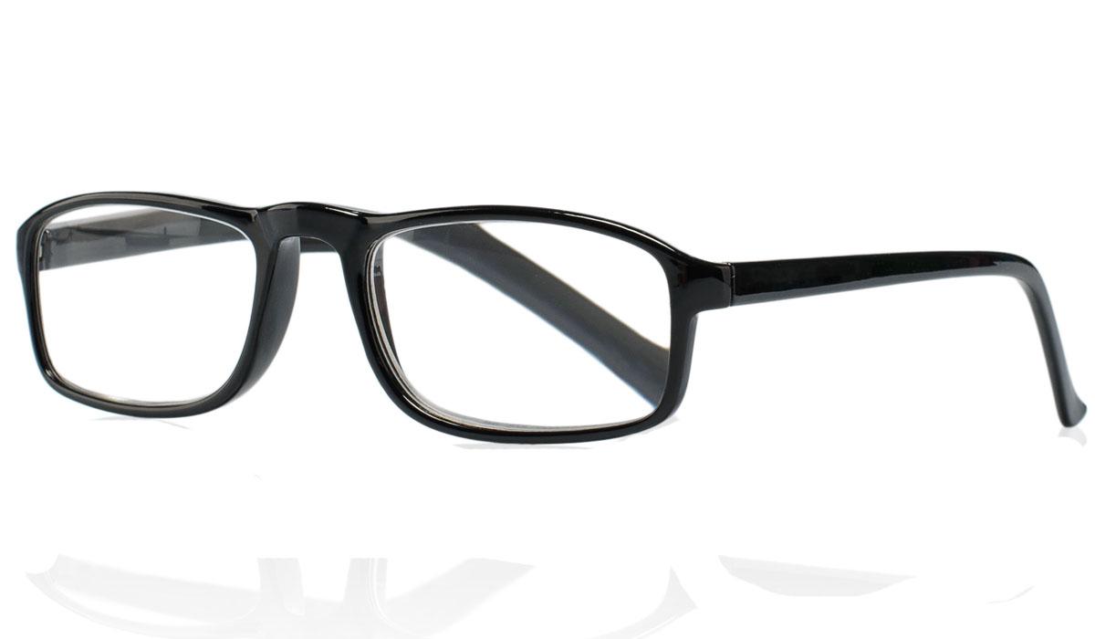 Kemner Optics Очки для чтения +3,0, цвет: черный