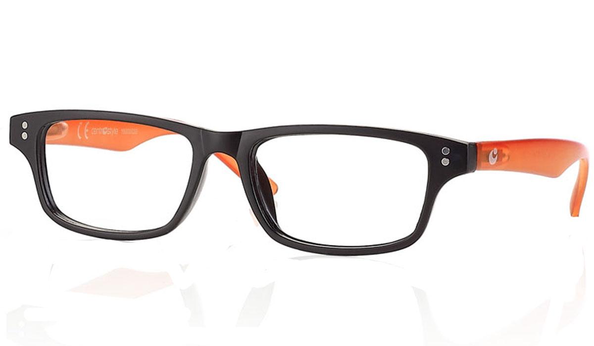 CentroStyle Очки для чтения +1.00, цвет: черный60750Готовые очки для чтения - это очки с плюсовыми диоптриями, предназначенные для комфортного чтения для людей с пониженной эластичностью хрусталика. Очки итальянской марки Centrostyle - это модные и незаменимые в повседневной жизни аксессуары. Более чем двадцати летний опыт дизайнеров компании CentroStyle гарантирует комфорт и качество.