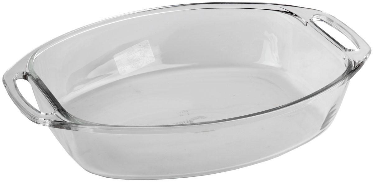Форма для запекания Marinex, овальная. M666302-1M666302-1Стеклянная форма для запекания жаропрочная Marinex подходит для использования в духовках, микроволновых печах, холодильных и морозильных камерах, посудомоечных машинах.