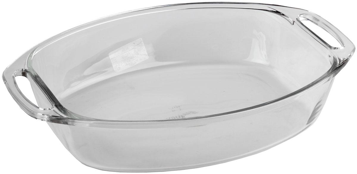 Форма для запекания Marinex, овальная. M666502-1M666502-1Стеклянная форма для запекания жаропрочная Marinex подходит для использования в духовках, микроволновых печах, холодильных и морозильных камерах, посудомоечных машинах.