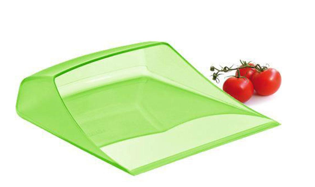 Лопатка кулинарная Tescoma Presto, цвет: зеленый, 14 х 14 см420618_зеленыйКулинарная лопатка Tescoma Presto изготовлена из первоклассного прочного пластика. Изделие замечательно подходит для резки и разделывания теста, мягких овощей и фруктов, салата, пекинской капусты. Лопаточка позволяет легко собирать и переносить мелко нарезанные продукты питания. Можно мыть в посудомоечной машине. Размер лопатки: 14 х 14 х 4 см. из прочного пластика, поможет вам в опрыскивании цветочных клумб, а так же при уходе за вашими комнатными растениями. Каждый любитель цветов знает, что для ухода за растениями нужен опрыскиватель, который является источником влаги для растения, так как известно, существуют цветы, которые нельзя поливать обычным способом. Тип разбрызгивания: от направленной струи до мелкодисперсного тумана. Объем опрыскивателя: 1 л.