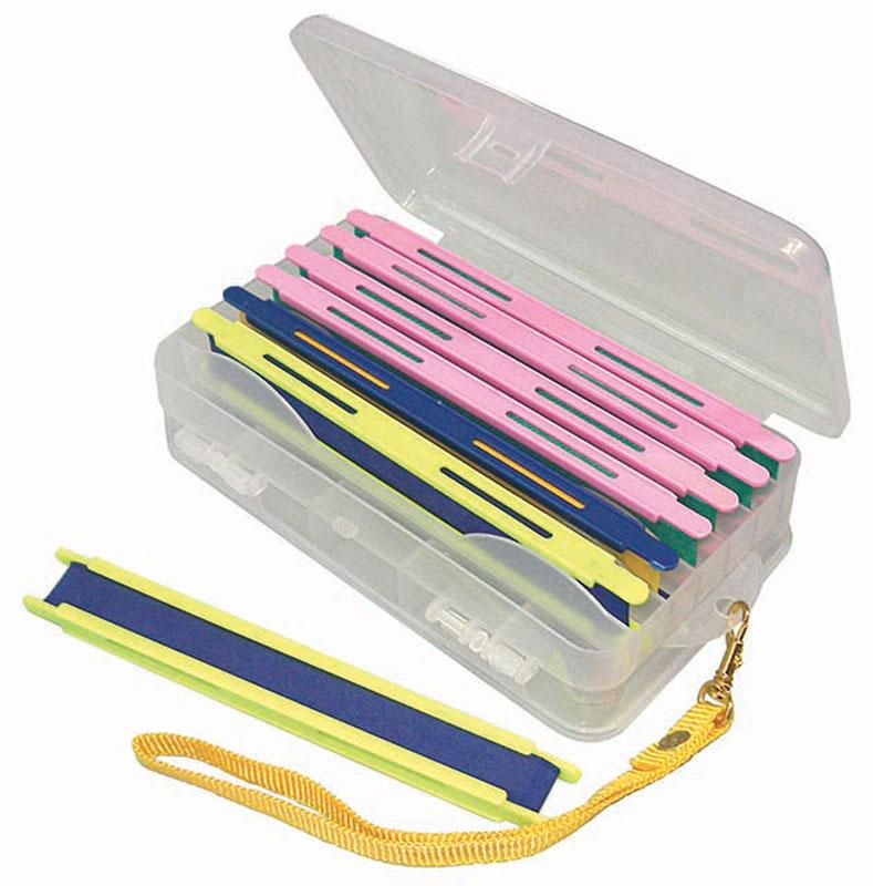 Коробка рыболовная Salmo Line Winder, с мотовилами, цвет: прозрачный, 19 х 11 х 5,2 см1500-52Двухсторонняя коробка с удобными мотовилами для хранения поплавочных оснасток.