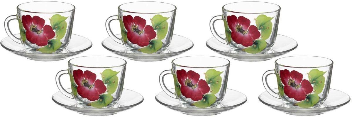 Набор чайный Хрустальный звон, 12 предметов. 11937231193723