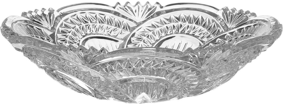 "Тарелка ""Бахметьевский завод"", диаметр 19,5 см"