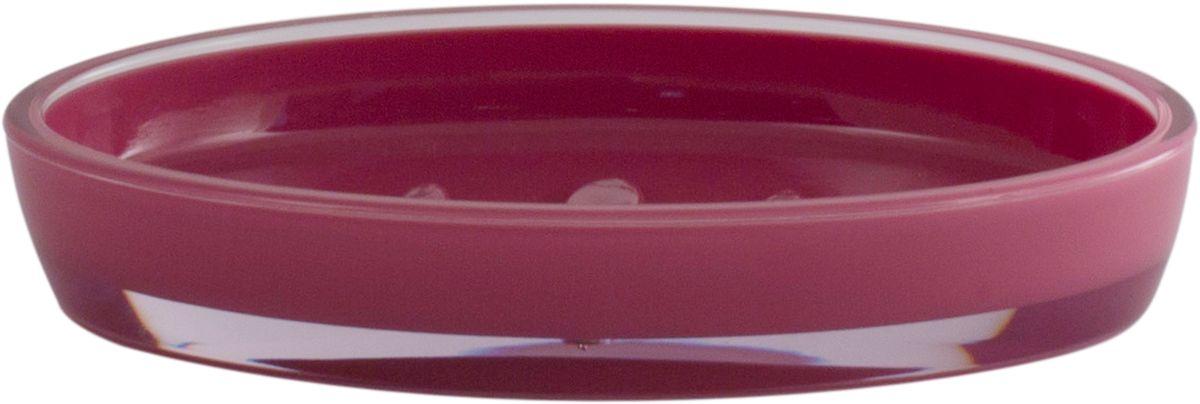 Мыльница Swensa Рондо, цвет: сливаAC-3001D-PlumМыльница Рондо поможет внести свежую нотку в продуманный интерьер ванной комнаты. Ребристое дно препятствует выскальзыванию и размоканию бруска мыла, а благодаря компактным размерам и овальной форме аксессуар легко размещается на стеклянной полке, бортике ванны или уголке раковины. Влагостойкое покрытие обеспечивает надежную защиту от повышенной влажности и воздействия высоких температур, продлевая срок службы изделия.