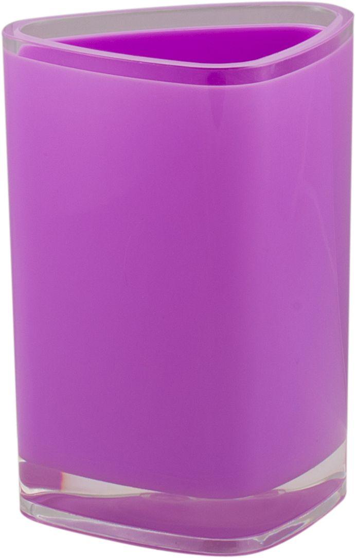Стакан для ванной Swensa Нео, цвет: лиловыйSWP-0700LL-CСтакан Нео — практичный аксессуар для удобного хранения гигиенических принадлежностей. Изделие обращает на себя внимание выразительной формой, выдержанной в современном дизайне. Этот яркий аксессуар, дополненный иными изделиями из одноименной коллекции, станет модным акцентом в сдержанном интерьере ванной комнаты.