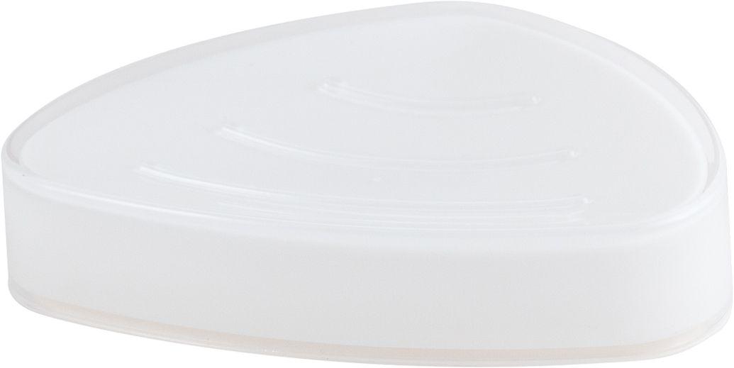 Мыльница Swensa Нео, цвет: белыйSWP-0700WH-DМыльница Нео – это качественный аксессуар из пластика для ванной комнаты, изготовленный в соответствии с европейскими стандартами качества. Изделие имеет приятную расцветку, и прекрасно смотрится в интерьере. Мыльница отличается удобством и практичностью в эксплуатации, ей не страшны царапины или выцветание.
