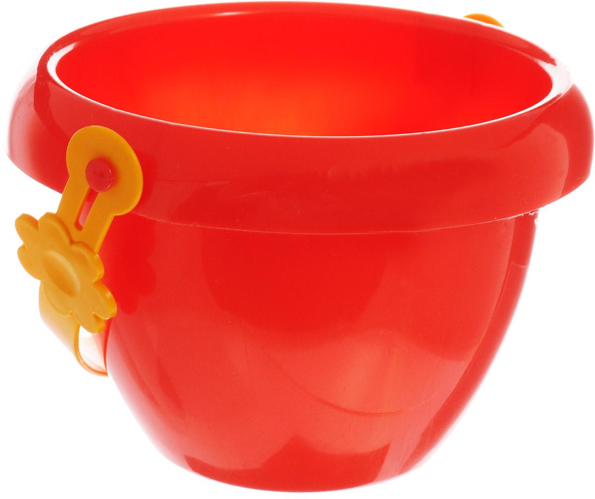 Нордпласт Ведро Солнышко цвет оранжевый Н-431788_оранжевый