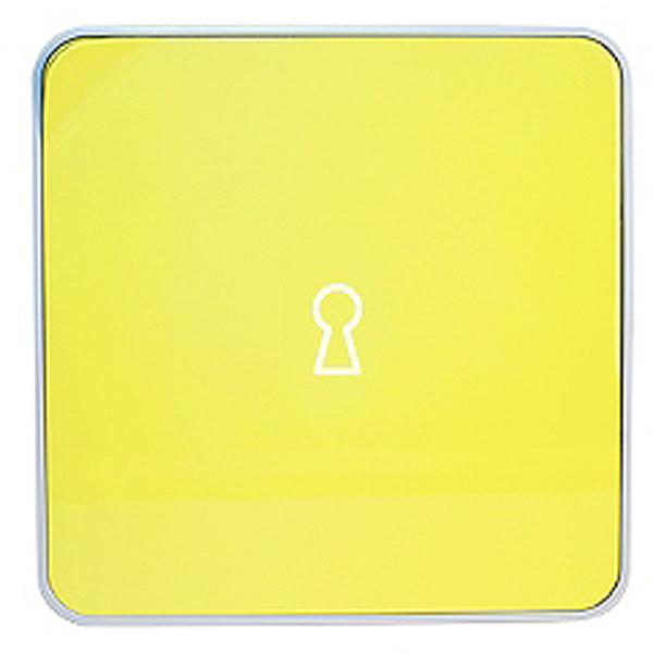Ключница настенная Byline, цвет: желтый. 108.3251.56108.3251.56Настенные ключницы - созданы как удобные органайзеры для хранения и контроля за комплектами ключей. Больше не надо думать, куда положить ключи от квартиры или дома, машины, почтового ящика, кладовки.