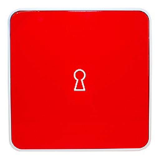 Ключница настенная Byline, цвет: красный. 108.3251.55108.3251.55Настенные ключницы - созданы как удобные органайзеры для хранения и контроля за комплектами ключей. Больше не надо думать, куда положить ключи от квартиры или дома, машины, почтового ящика, кладовки.