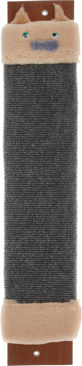 Когтеточка Adel-Pet Мордашка, с пропиткой, ковровая. 990 120990120