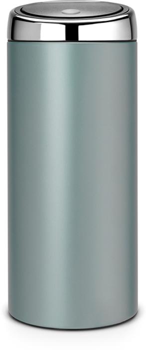 Мусорный бак Brabantia Touch Bin, 30 л. 484285484285Стильный Touch Bin на 30 литров – непременный атрибут каждой гостиной или кухни. Порадуйте себя и удивите гостей! Бесшумное открывание/закрывание крышки легким касанием – система soft touch. Удобная смена мешков для мусора – съемный блок крышки из нержавеющей стали. Удобная очистка – съемное внутреннее ведро из пластика с вентиляционными отверстиями, предотвращающими образование вакуума при вынимании полного мусорного мешка. Легкое перемещение с места на место – прочная ручка для переноски. Предохранение пола от повреждений – пластиковый защитный обод. Бак изготовлен из коррозионно-стойких материалов – долговечность и удобство в очистке. Всегда опрятный вид – идеально подходящие по размеру мешки для мусора с завязками (размер G). 10-летняя гарантия Brabantia.