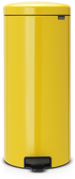 Мусорный бак с педалью Brabantia NewIcon, 30 л. 114342114342Этот высокий вместительный бак с педалью на 30 литров – превосходное решение для большой семьи. Бесшумный – плавное закрывание крышки и необыкновенно мягкий ход педали. Не пропускает запах – плотно прилегающая крышка. Устойчивый – специальное устройство, предотвращающее опрокидывание бака. Не повреждает пол – нескользящее основание. Удобная очистка –съемное внутреннее пластиковое ведро. Бак удобно перемещать – специальная ручка в блоке крепления крышки. Всегда опрятный вид – в комплекте идеально подходящие по размеру мешки для мусора PerfectFit (размер D). Сертификат соответствия концепции регенерации Cradle to Cradle. Изготовлен на 40% из переработанных материалов, подлежит вторичной переработке вместе с упаковкойна 98%. 10 лет гарантии и сервисное обслуживание. Brabantia c заботой о вашем доме и планете. Добрые дела сегодня – залог счастливого завтра. Мусорные баки с педалью newIcon не только безупречно красивы, они еще и надежные...