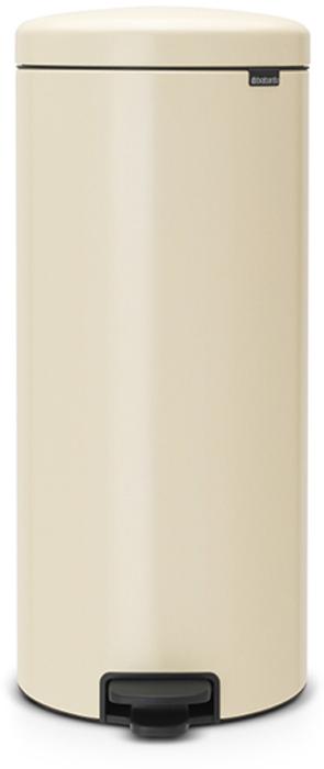Мусорный бак с педалью Brabantia NewIcon, 30 л. 114281114281Этот высокий вместительный бак с педалью на 30 литров – превосходное решение для большой семьи. Бесшумный – плавное закрывание крышки и необыкновенно мягкий ход педали. Не пропускает запах – плотно прилегающая крышка. Устойчивый – специальное устройство, предотвращающее опрокидывание бака. Не повреждает пол – нескользящее основание. Удобная очистка –съемное внутреннее пластиковое ведро. Бак удобно перемещать – специальная ручка в блоке крепления крышки. Всегда опрятный вид – в комплекте идеально подходящие по размеру мешки для мусора PerfectFit (размер D). Сертификат соответствия концепции регенерации Cradle to Cradle. Изготовлен на 40% из переработанных материалов, подлежит вторичной переработке вместе с упаковкойна 98%. 10 лет гарантии и сервисное обслуживание. Brabantia c заботой о вашем доме и планете. Добрые дела сегодня – залог счастливого завтра. Мусорные баки с педалью newIcon не только безупречно красивы, они еще и надежные...