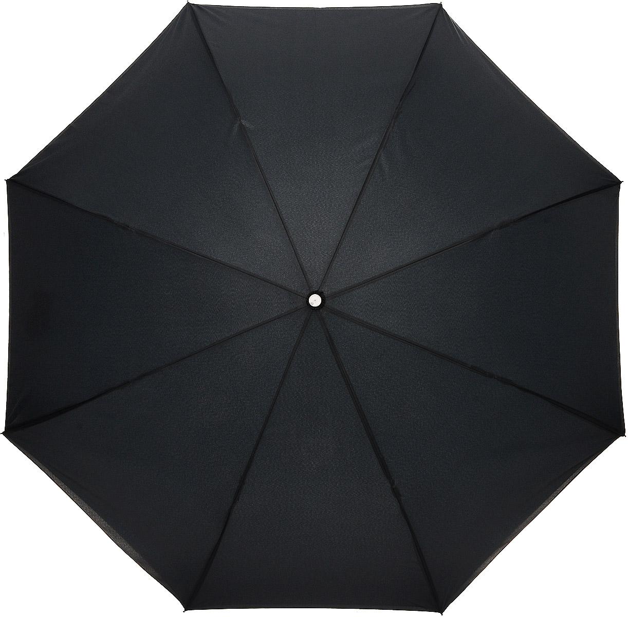 Зонт-трость женский Vera Victoria Vito, механика, цвет: черный, красный. 20-701-320-701-3Оригинальный зонт-трость Vera Victoria Vito надежно защитит вас от дождя. Купол выполнен из полиэстера, который не пропускает воду. Внутренняя поверхность зонта оформлена декоративной перфорацией. Каркас зонта и спицы выполнены из высококачественного металла. Удобная ручка выполнена из пластика. Зонт имеет механический тип сложения: открывается и закрывается при нажатии на кнопку. Зонт складывается внутренней стороной наружу, избавляя владельца от контакта с мокрой поверхностью.