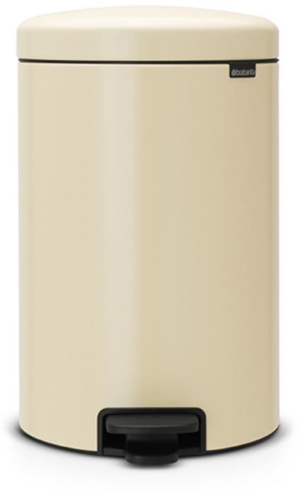 Мусорный бак с педалью Brabantia NewIcon, 20 л. 113901113901Этот 20-литровый бак с педалью – отличное решение для кухни или гостиной: большое загрузочное отверстие позволяет аккуратно собирать мусор, не просыпая на пол. Бесшумный – плавное закрывание крышки и необыкновенно мягкий ход педали. Не пропускает запах – плотно прилегающая крышка. Устойчивый – специальное устройство, предотвращающее опрокидывание бака. Не повреждает пол – нескользящее основание. Удобная очистка –съемное внутреннее пластиковое ведро. Бак удобно перемещать – специальная ручка в блоке крепления крышки. Всегда опрятный вид – в комплекте идеально подходящие по размеру мешки для мусора PerfectFit (размер D). Сертификат соответствия концепции регенерации Cradle to Cradle. Изготовлен на 40% из переработанных материалов, подлежит вторичной переработке вместе с упаковкойна 98%. 10 лет гарантии. Brabantia c заботой о вашем доме и планете. Добрые дела сегодня – залог счастливого завтра. Мусорные баки с педалью newIcon не только...