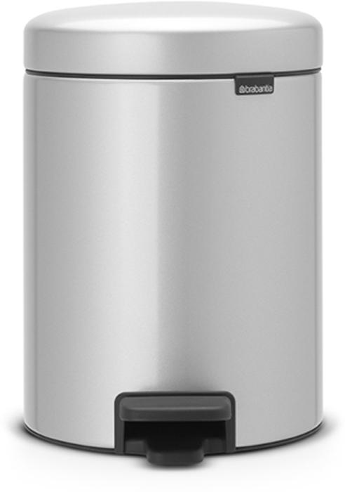 Мусорный бак с педалью Brabantia NewIcon, 5 л. 112904112904Этот 5-литровый бак с педалью идеально подходит для ванной, туалета или детской комнаты. Бесшумный – плавное закрывание крышки и необыкновенно мягкий ход педали. Не пропускает запах – плотно прилегающая крышка. Устойчивый – специальное устройство, предотвращающее опрокидывание бака. Не повреждает пол – нескользящее основание. Удобная очистка – съемное внутреннее пластиковое ведро. Всегда опрятный вид – в комплекте идеально подходящие по размеру мешки для мусора PerfectFit (размер В). Сертификат соответствия концепции регенерации Cradle to Cradle. Изготовлен на 40% из переработанных материалов, подлежит вторичной переработке вместе с упаковкойна 98%. 10 лет гарантии. Brabantia c заботой о вашем доме и планете. Добрые дела сегодня – залог счастливого завтра. Мусорные баки с педалью newIcon не только безупречно красивы, они еще и надежные работники! Покупая этот бак, вы вносите вклад в крупнейший проект по очистке мирового океана от пластикового...