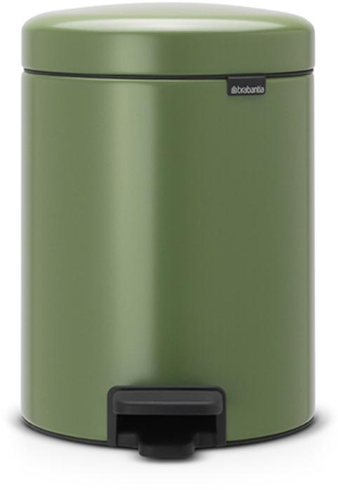 Мусорный бак с педалью Brabantia NewIcon, 5 л. 112447112447Этот 5-литровый бак с педалью идеально подходит для ванной, туалета или детской комнаты. Бесшумный – плавное закрывание крышки и необыкновенно мягкий ход педали. Не пропускает запах – плотно прилегающая крышка. Устойчивый – специальное устройство, предотвращающее опрокидывание бака. Не повреждает пол – нескользящее основание. Удобная очистка – съемное внутреннее пластиковое ведро. Всегда опрятный вид – в комплекте идеально подходящие по размеру мешки для мусора PerfectFit (размер В). Сертификат соответствия концепции регенерации Cradle to Cradle. Изготовлен на 40% из переработанных материалов, подлежит вторичной переработке вместе с упаковкойна 98%. 10 лет гарантии. Brabantia c заботой о вашем доме и планете. Добрые дела сегодня – залог счастливого завтра. Мусорные баки с педалью newIcon не только безупречно красивы, они еще и надежные работники! Покупая этот бак, вы вносите вклад в крупнейший проект по очистке мирового океана от пластикового...