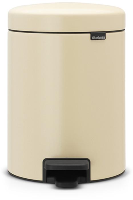 Мусорный бак с педалью Brabantia NewIcon, 5 л. 112423112423Этот 5-литровый бак с педалью идеально подходит для ванной, туалета или детской комнаты. Бесшумный – плавное закрывание крышки и необыкновенно мягкий ход педали. Не пропускает запах – плотно прилегающая крышка. Устойчивый – специальное устройство, предотвращающее опрокидывание бака. Не повреждает пол – нескользящее основание. Удобная очистка – съемное внутреннее пластиковое ведро. Всегда опрятный вид – в комплекте идеально подходящие по размеру мешки для мусора PerfectFit (размер В). Сертификат соответствия концепции регенерации Cradle to Cradle. Изготовлен на 40% из переработанных материалов, подлежит вторичной переработке вместе с упаковкойна 98%. 10 лет гарантии. Brabantia c заботой о вашем доме и планете. Добрые дела сегодня – залог счастливого завтра. Мусорные баки с педалью newIcon не только безупречно красивы, они еще и надежные работники! Покупая этот бак, вы вносите вклад в крупнейший проект по очистке мирового океана от пластикового...