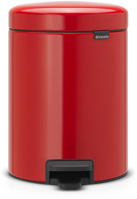 Мусорный бак с педалью Brabantia NewIcon, 5 л. 112089112089Этот 5-литровый бак с педалью идеально подходит для ванной, туалета или детской комнаты. Бесшумный – плавное закрывание крышки и необыкновенно мягкий ход педали. Не пропускает запах – плотно прилегающая крышка. Устойчивый – специальное устройство, предотвращающее опрокидывание бака. Не повреждает пол – нескользящее основание. Удобная очистка – съемное внутреннее пластиковое ведро. Всегда опрятный вид – в комплекте идеально подходящие по размеру мешки для мусора PerfectFit (размер В). Сертификат соответствия концепции регенерации Cradle to Cradle. Изготовлен на 40% из переработанных материалов, подлежит вторичной переработке вместе с упаковкойна 98%. 10 лет гарантии. Brabantia c заботой о вашем доме и планете. Добрые дела сегодня – залог счастливого завтра. Мусорные баки с педалью newIcon не только безупречно красивы, они еще и надежные работники! Покупая этот бак, вы вносите вклад в крупнейший проект по очистке мирового океана от...