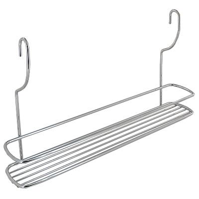 Держатель Lonardo навесной, 1 ярус 35х635.03.09Удобный настенный держатель Lonardo, выполненный из нержавеющей стали, органично впишется в интерьер Вашей кухни и подойдет для хранения различных принадлежностей, которые всегда будут под рукой. Крепится к стене на 2 петли. Характеристики: Материал: нержавеющая сталь. Размер: 35 см x 6 см х 19 см. Производитель: Италия.