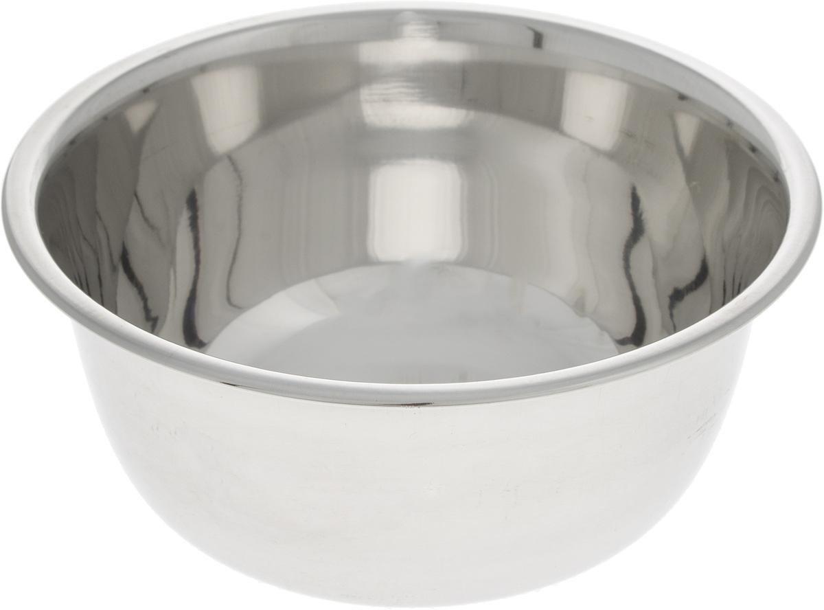 Миска SSW, диаметр 24 см465124Миска SSW выполнена из высококачественной нержавеющей стали. С наружной стороны изделие имеет матовую поверхность, а с внутренней - зеркальную. Миска отлично подойдет для взбивания яиц, смешивания различных ингредиентов.