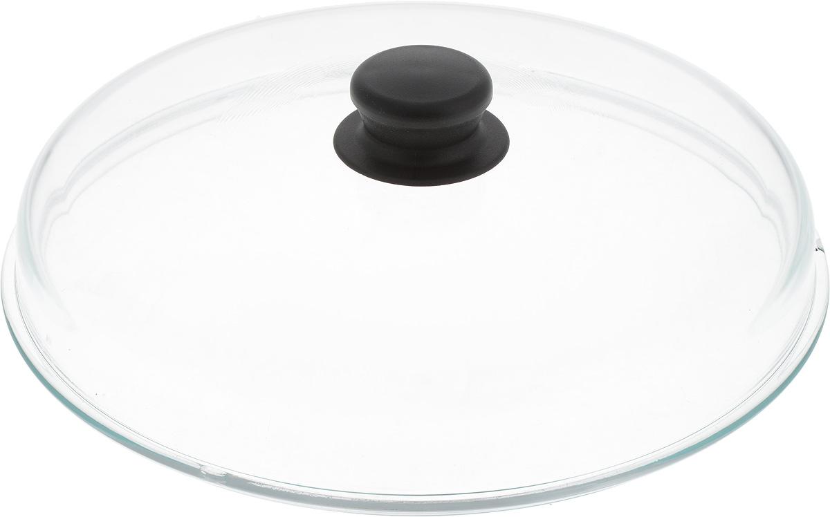 Крышка NaturePan, стеклянная, высокая. Диаметр: 28 см. Л3076Л3076
