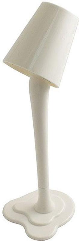 Эврика Ручка шариковая Лампа с подсветкой цвет корпуса белый97120Удивительная светящаяся настольная ручка-лампа на подставке создает иллюзию, будто небольшое ведерко с краской зависло в воздухе. Стильная, яркая, необычная вещица украсит собой рабочий стол, подсветит подписываемый документ и удивит коллег.