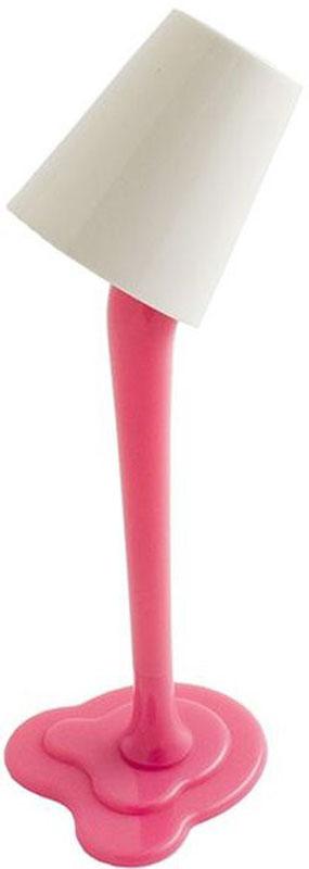 Эврика Ручка шариковая Лампа с подсветкой цвет корпуса розовый97090Удивительная светящаяся настольная ручка-лампа на подставке создает иллюзию, будто небольшое ведерко с краской зависло в воздухе. Стильная, яркая, необычная вещица украсит собой рабочий стол, подсветит подписываемый документ и удивит коллег.